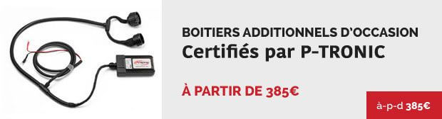 Boitier additionnel d'occasion