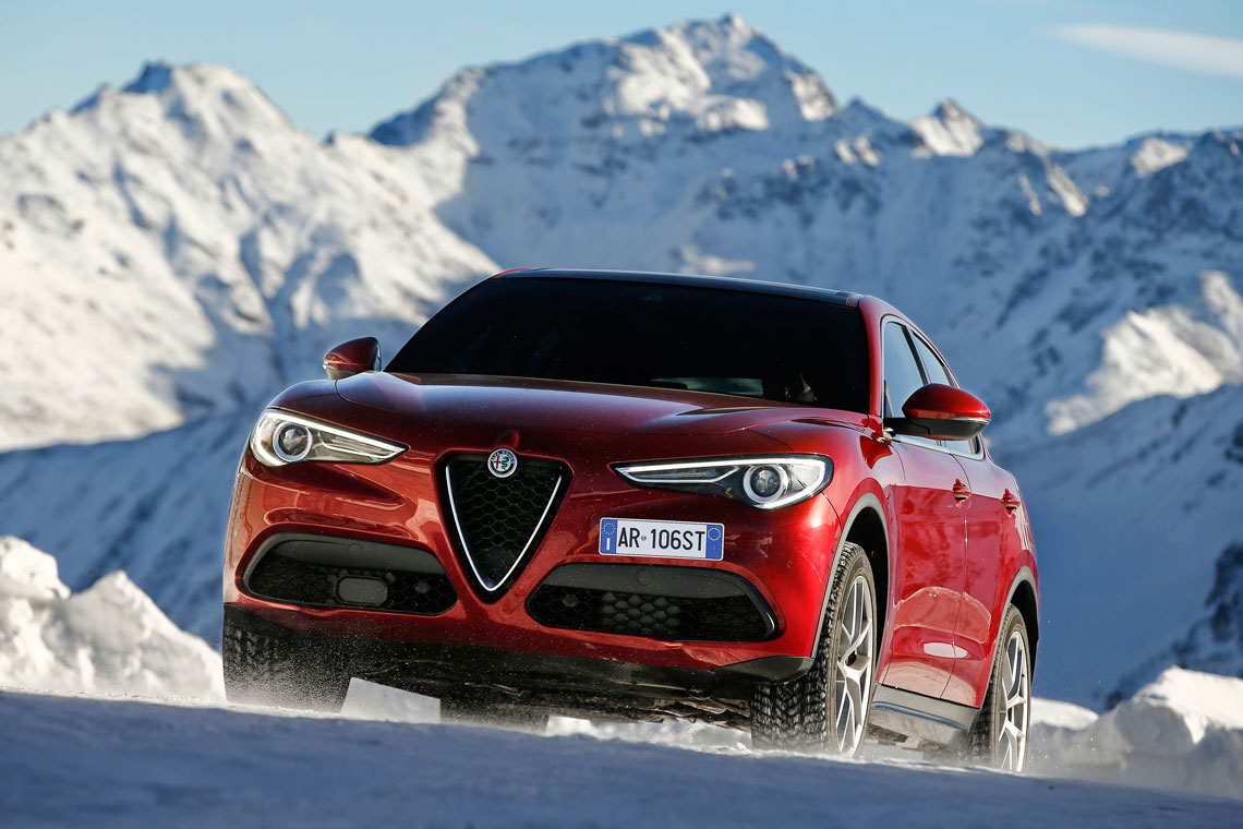 Boitier additionnel pour Alfa Romeo Giulia 2.0 essence