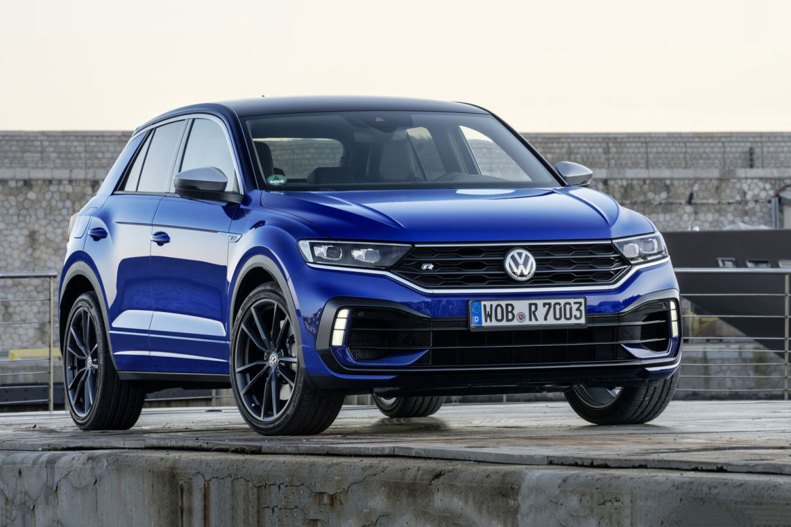 boitier additionnel vw t-roc 2.0 R 300 ch
